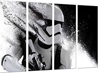 cuadro de star wars