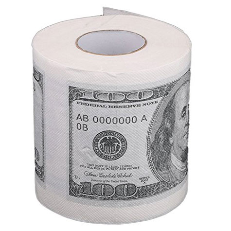 papel-higienico-billete-de-100-dólares
